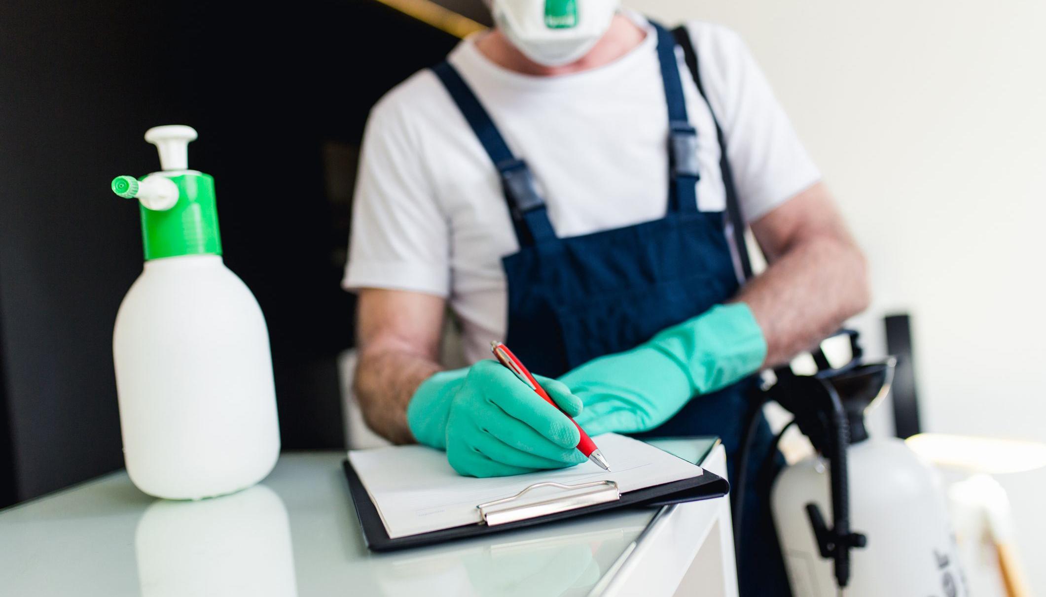 Pesticide Inspection in Regina
