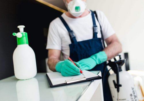Site Inspection Regina pest Control - Effective Pest Control